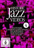 Historic Jazz Videos, Vol. 4 [DVD]
