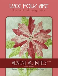 Simple Seasons Homes... | Advent Activities | MagCloud