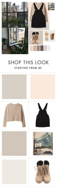 """browny"" by anastasiamerkado on Polyvore featuring мода и Monki"