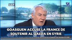 Lire également : - Secret d'Etat : la France soutient Al-Qaïda en Syrie - Lettre du député UMP, Jacques Myard, au gouvernement socialiste français sur sa politique en Syrie - Les experts français de l'Onu soutiennent Al-Nosra (Mondafrique) - Christian...