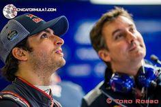 Key considera que la experiencia de sus pilotos es vital para Toro Rosso  #F1 #Formula1