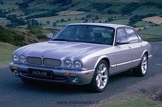 Jaguar XJR (1997-2002).