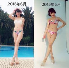 NMB48 Team Mれなぴょんこと川上礼奈です^ ^今日はダイエットブログを書きたいと思います^ ^!最近握手会などで、『れなぴょんみたいな体型になりたい…