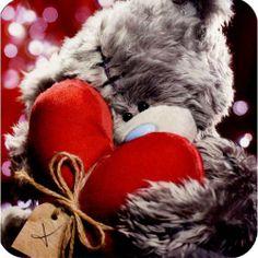 Tatty Teddy Heart