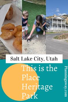 This is the Place Heritage Park is a must see in Salt Lake City! This site will transport you back in the time of the early pioneers that settled Utah. There is so much to learn at this interactive historic site. Let's explore all that it has to offer! Utah Vacation, Salt Lake City Utah, Winter Travel, Historical Sites, Great Places, National Parks, Places To Visit, Hiking, Explore