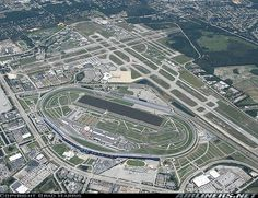 Daytona airport, #Florida. Flew in here in AMF's HS-125-700. No race, though.