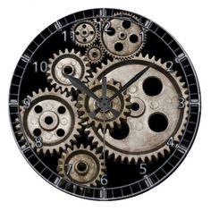 Steampunk Steam Engines   steampunk gears cogs engine metal machine clock                                                                                                                                                                                 More