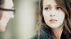 So much in her eyes. #root #RootandShaw @AmyAcker #POI
