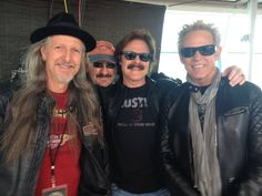 Pat Simmons, Dave Mason, Tom Johnston & Don Felder