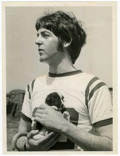 """You can judge a man's true character by the way he treats his fellow animals"" -Sir Paul McCartney. Beatles Band, Beatles Love, Beatles Photos, Beatles Funny, Sir Paul, John Paul, Ringo Starr, George Harrison, John Lennon"