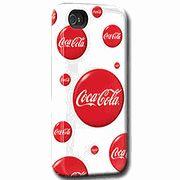 Coca cola cell phone case