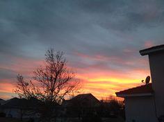 Winter sunset, Rio Rancho, New Mexico   #New Mexico #Albuquerque