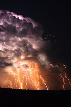 """earthyday: """"The storm of the century by Ivaylo Petrov """""""