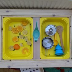 Have you seen the IKEA Flisat children's table? It makes perfect sense for sensory play and helps to minimise mess. 10 activities with the flisat table. Sensory Table, Sensory Bins, Sensory Activities, Toddler Activities, Indoor Activities, Learning Activities, Toddler Games, Toddler Learning, Baby Games