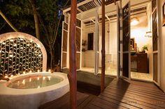 พราวภูฟ้า รีสอร์ท ห้อง Honeymoon Villa - Pantip