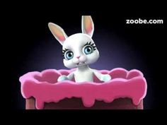 Zoobe message for you Happy Birthday Flowers Gif, Funny Happy Birthday Song, Birthday Songs, Happy Birthday Gifts, Happy Birthdays, Bunny Hat, Dirty Dancing, Flower Crafts, Christmas Ornaments