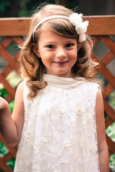 MADMOISELLE is an adorable 3 layered flower girl by SashCouture1, $265.00