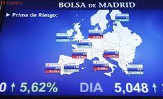 El Tesoro coloca 4.314 millones de euros en deuda a largo plazo a un mayor interés