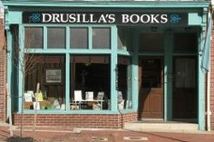 Drusilla's Books in Baltimore, MD | LibraryThing Local
