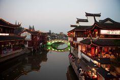 Xi Bao, Shanghai, China