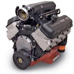 Edelbrock/Musi 555 RPM XT EFI 10.0:1 (723 HP & 652 TQ) Crate Engine by Edelbrock