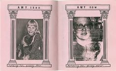 Zines! I (heart) Amy Carter, the fanzine created by Tammy Rae Carland