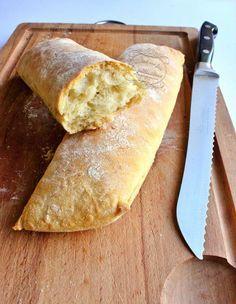 Il était une fois la pâtisserie...: Le pain ciabatta