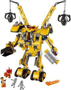 70814-1: Emmet's Construct-o-Mech