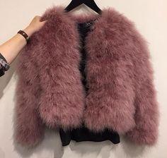 Mauve Coat