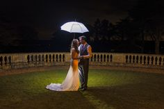 A gorgeous evening shot from White Dove Photography