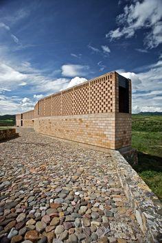 Gallery of Pilgrim Route Refuge / Luis Aldrete - 1