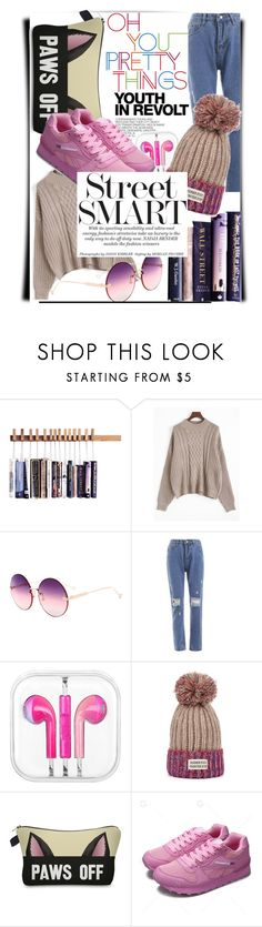 """""""Street smart,look at this awesome part! 🦄"""" by jelena-bozovic-1 ❤ liked on Polyvore featuring Hedi Slimane and CYLO"""