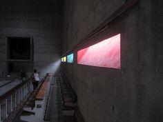 Le Corbusier Daylighting architecture La tourette