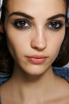 The Best Makeup Trends for Spring 2016 - Backstage Beauty Spring 2016