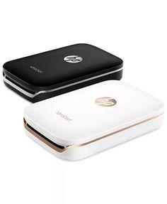 Executive Prices HP Sprocket Photo Printer Black X7N07A Bundle