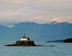 Eldred Rock Lighthouse Skagway