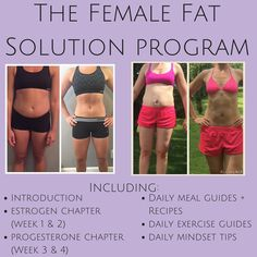 Nutrition that matches the female cycle. Helping women lose weight.