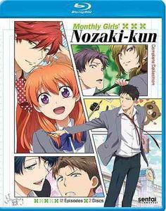 Monthly Girls' Nozaki-Kun: Complete Collection