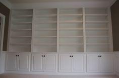 Custom Home Library - Artisan Custom Bookcases