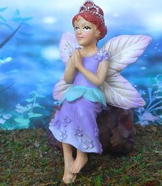 Mini Princess Fairy Purple