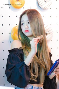 Photo album containing 18 pictures of Wonyoung 100 Human Hair, Human Hair Wigs, Kpop Girl Groups, Kpop Girls, K Pop, Cute Korean Girl, Japanese Girl Group, Blonde Ombre, Hair Color For Black Hair