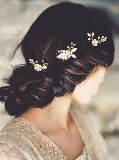 2016 Headpiece Trend: Antique Gold is Back! 20 Stunning Golden Bridal Hair Accessories!