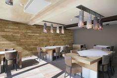 Boardwalk - Light Wood - Level Digital Wallcoverings