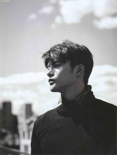 서인국 Seo In Guk - omg that hair......   perfect.... so perfectly male....  sexy beyond words...