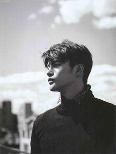 서인국 Seo In Guk - omg that hair......   perfect.... so perfectly male....  sexy beyond words...