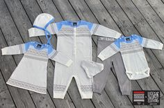 Fantastic Norwegian Knits by Ugly Children's Clothing