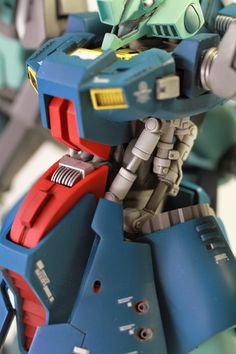 GUNDAM GUY: 1/144 MSK-008 Dijeh Karaba (GBWC 2014 Entry) - Customized Build