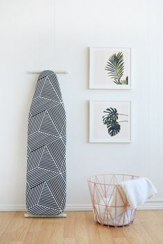 Sewing Projects to Make and Sell - DIY Ironing Board Cover - Easy Things to Sew and Sell on Etsy and Online Shops - DIY Sewing Crafts With Free Pattern and Tutorial Tiny Sewing Room, Sewing Room Design, Sewing Rooms, Diy Ironing Board Covers, Ironing Boards, Home Projects, Sewing Projects, Sewing Crafts, Sewing Ideas
