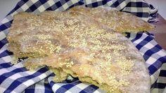 Kauraiset ohrarieskat Pancakes, Healthy Breads, Chicken, Meat, Breakfast, Food, Morning Coffee, Eten, Meals