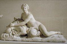 Amphitrite at the Louvre Museum Paris, Louvre Museum, Louvre Palace, Louis Xiv, Nocturne, Statues, Winter Goddess, Louvre Paris, Greek Gods